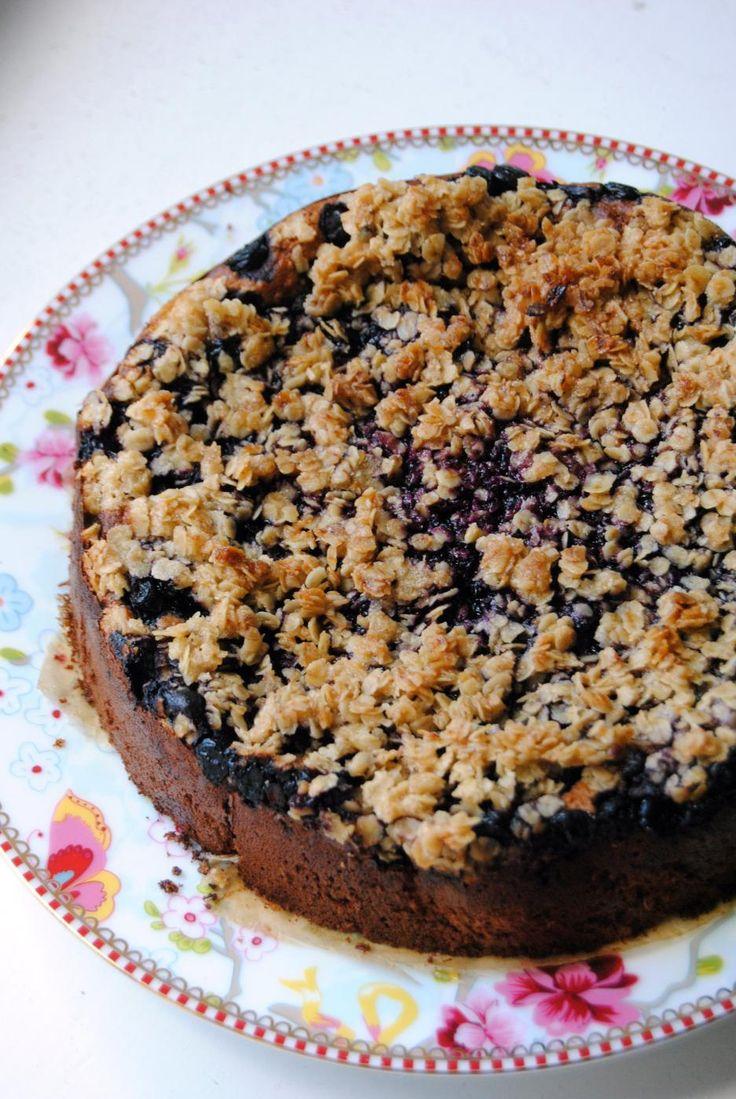 Mustikkapiirakka on loppukesän klassikkoruoka, joka mustikkakukon lisäksi on yksi lähimpänä sydäntäni olevista ruoista.