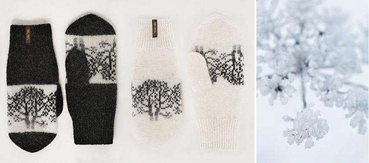 Tuva Tøv har spesialisert seg på er å lage funksjonelle produkter i tovet ull, og råstoffet er selvfølgelig norsk saueull av høy kvalitet. De lager en rekke produkter, fra gryteunderlag til tøfler, og siste produktnyhet er votter, luer og sokker.
