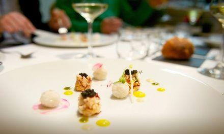 Proche Courtrai : 1 à 2 nuits avec dîner en 4 ou 6 services et champagne en option au Restaurant-B&B David Selen pour 2