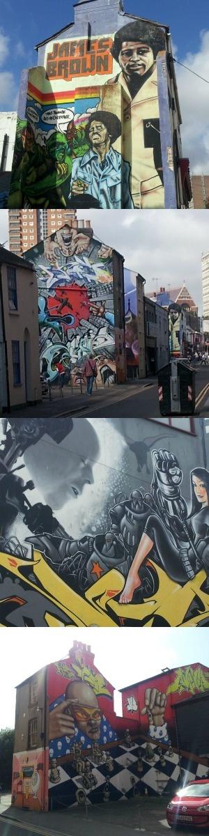 The Brighton Lanes #Brighton