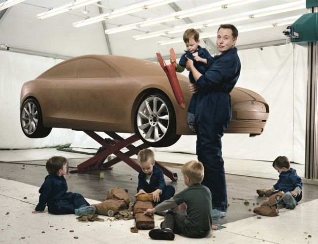 Elon Musk Created His Own Secret, Experimental School For His Kids