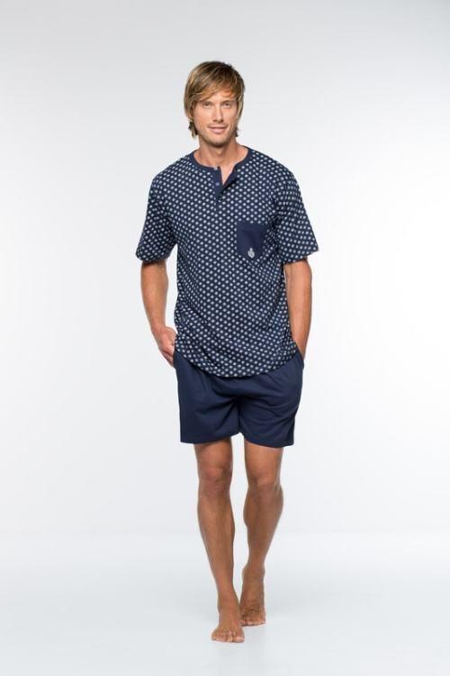 530948289 Nueva colección de pijamas de verano para hombre 2018.Con la llegada ...