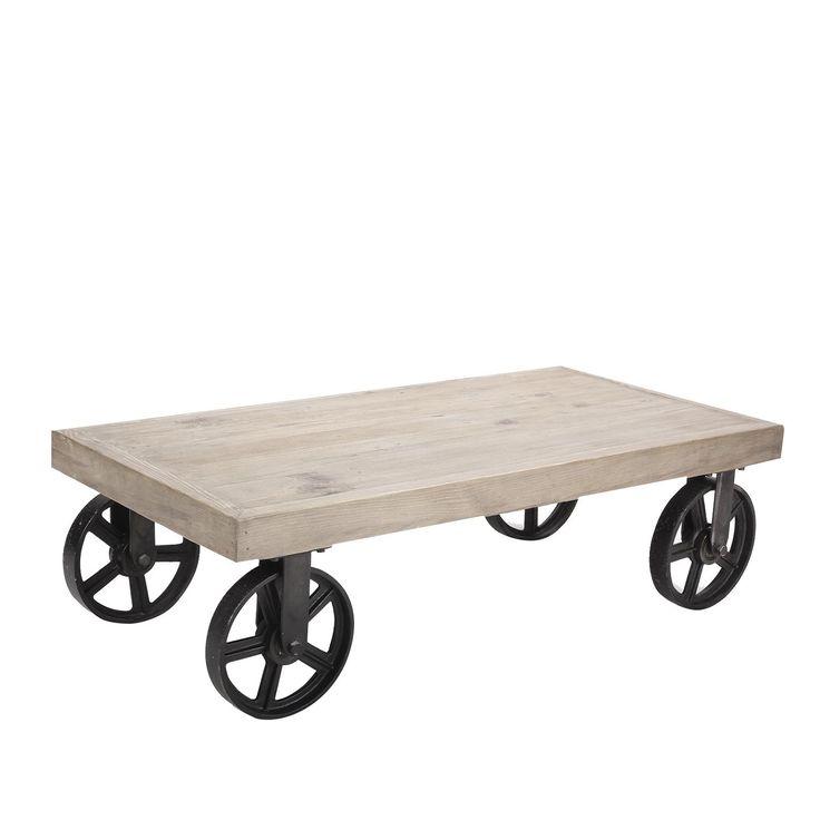 la mesa de centro carro vintage imita la forma de un carro tradicional esta mesa de centro vintage est inspirada en los carros induu