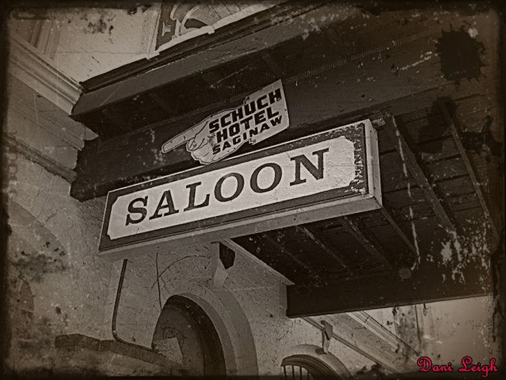 Perry's Schuch Hotel in Old Town, Saginaw, Michigan, photo by Custom Creations by Danielle