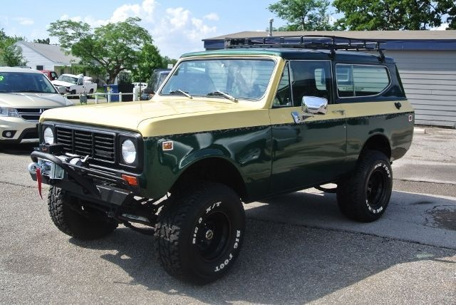 Best 25 international scout ii ideas on pinterest for T and d motors bethany ok