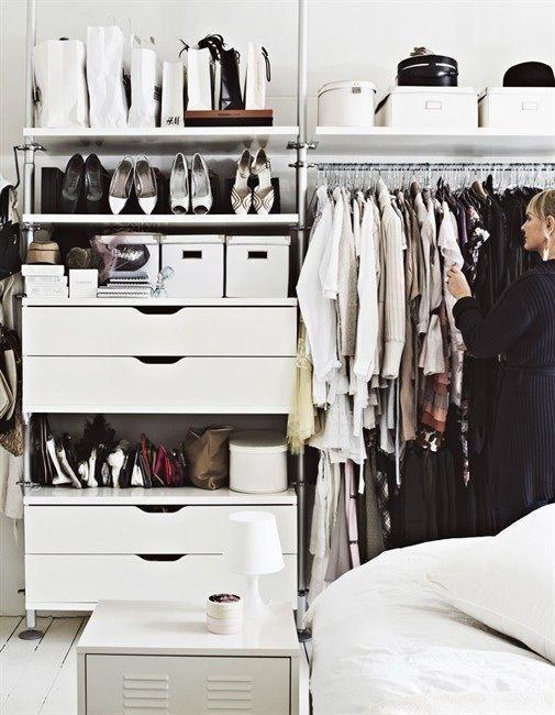 wardrobe closet ikea white wardrobe closet. Black Bedroom Furniture Sets. Home Design Ideas