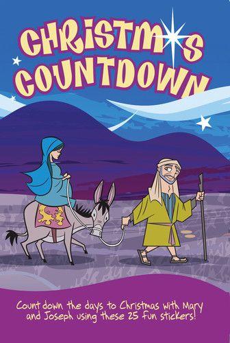 Christmas Countdown Advent Verses