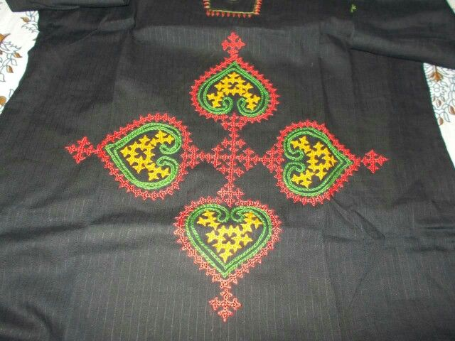 135 Best Images About Gujrati Stitch On Pinterest  Pure