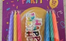 Birthday Candles Review http://reviewclue.com.au/birthday-candles/48855/