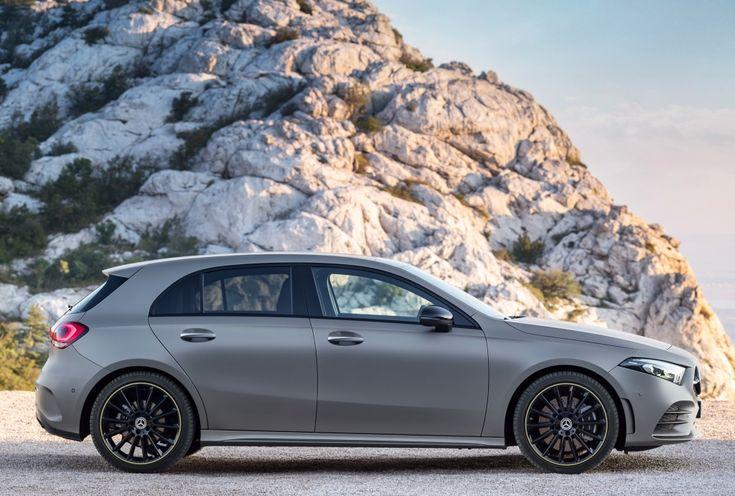 "Mercedes-Benz A-Class AMG Line ""Edition""  (W177) - 2018"