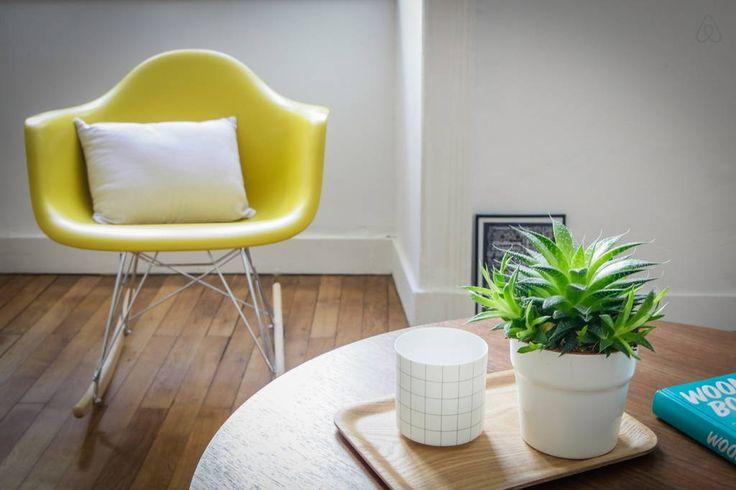 Regardez ce logement incroyable sur Airbnb : LittlePommeraye Hypercentre  Design - Appartements à louer