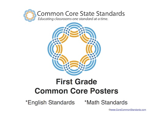 This set of First Grade Standards posters includes a full page poster for all of the First Grade Common Core Standards. This poster set includes both First Grade English Standards and First Grade Math Standards.This poster set will be emailed to you shortly after you place your order.