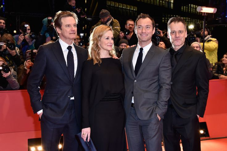 Colin Firth Photos: 'Genius' Premiere - 66th Berlinale International Film Festival