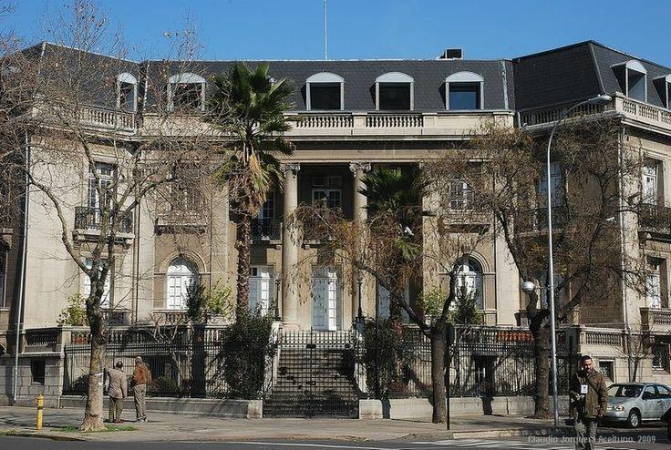 Centro Cívico de Santiago.