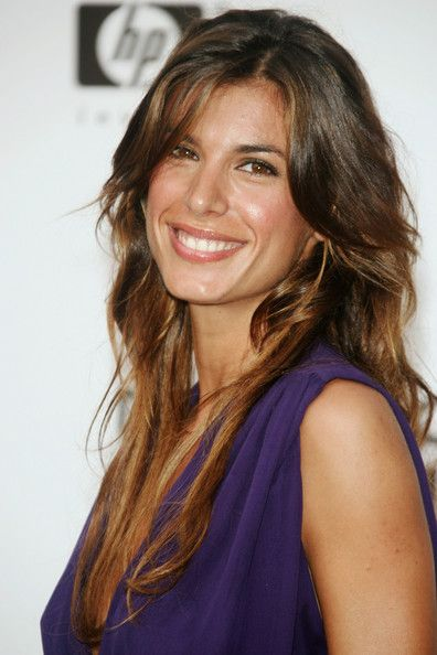Elisabetta Canalis Hair