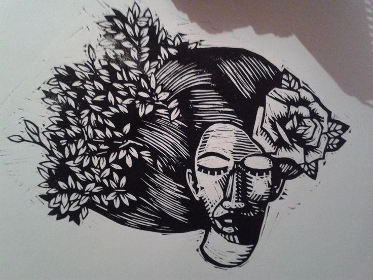 xilografia xilogravura woodcut wood engraving  kbelmar