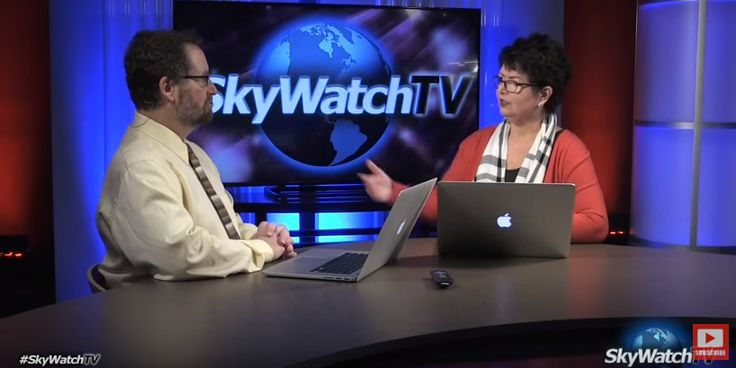 """Mixing Iron with Miry Clay: SkyWatchTV SciFriday 3/4/16: Mixing Iron with Miry Clay """"And in that you saw the iron mixed with common clay,…"""
