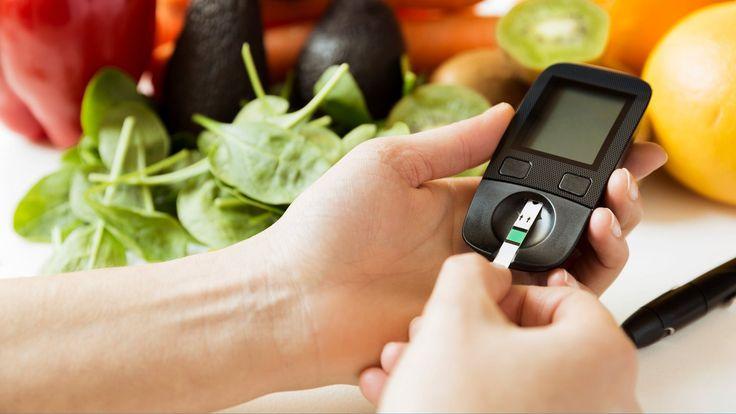 Похудеть при диабете 2