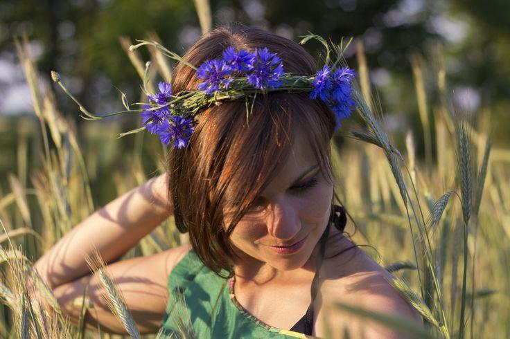 Summertime Kate by Mariola Plage