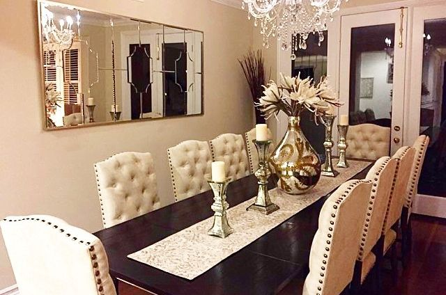 Best 25 dining table decorations ideas on pinterest - Decoraciones de comedores ...