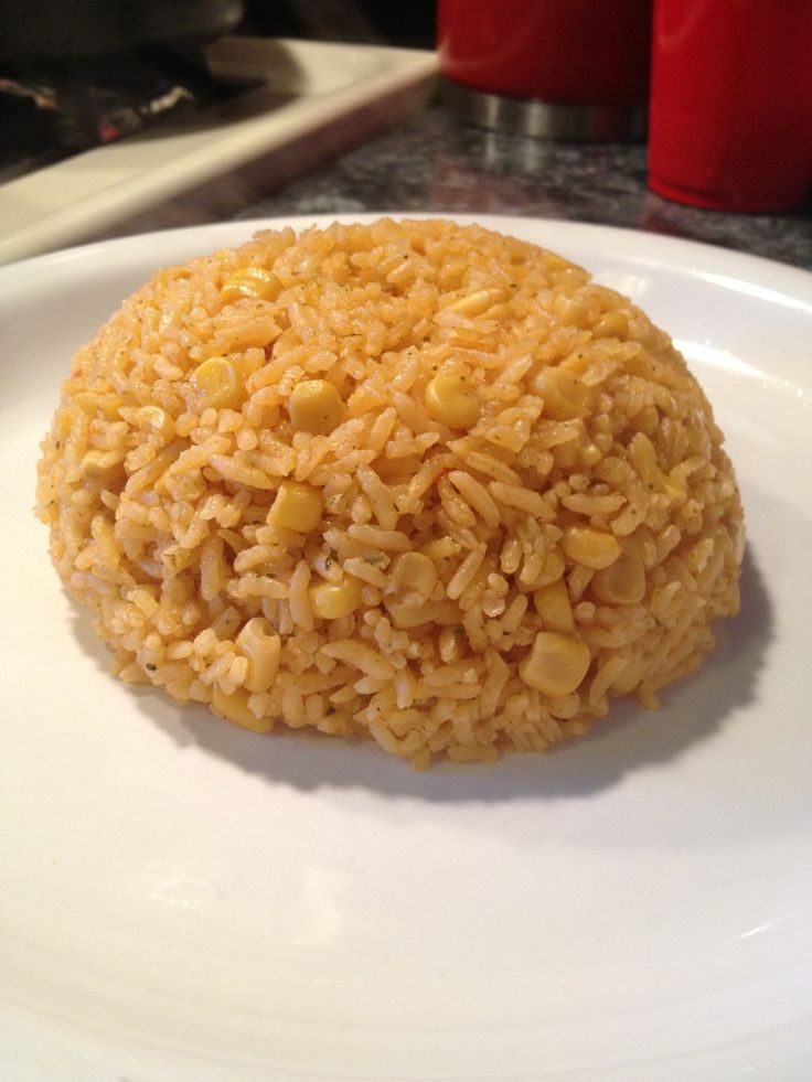 How to Make Locrio De Maiz(rice With Corn)
