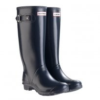 Huntress Navy Wellies