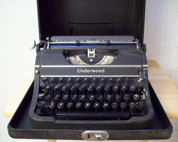 40's Underwood Universal