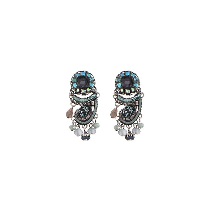 Clearwater Earrings  Ayala Bar Classic Collection - Summer 2016