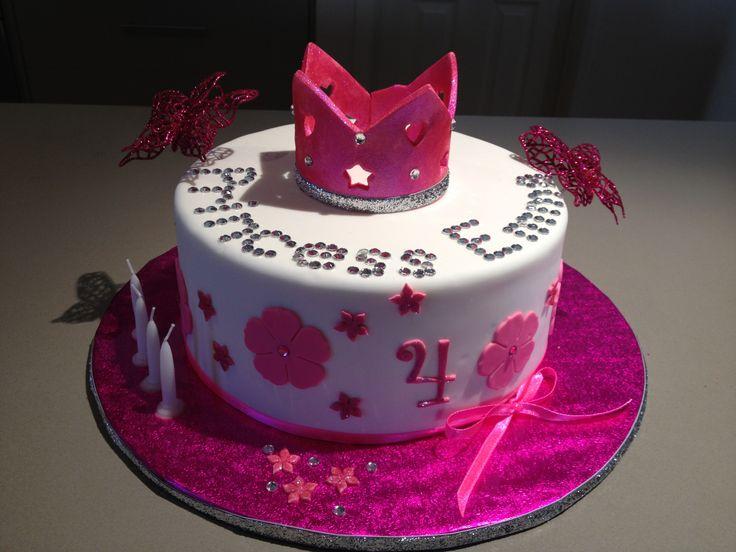 Girly Princess cake
