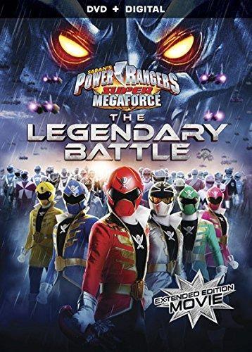Andrew Gray & John Mark Loudermilk & James Barr & Akihiro Noguchi -Power Rangers Super Megaforce: The Legendary Battle Digital