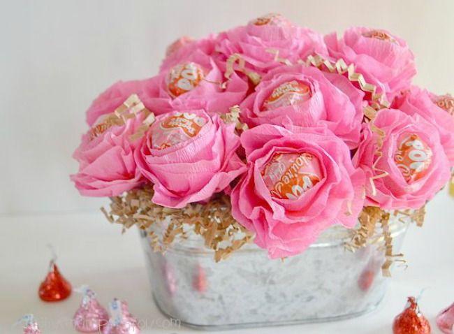 16 best chocolate bouquet images on pinterest chocolate bouquet