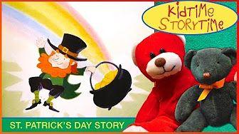 st. patricks day leprechaun story - YouTube