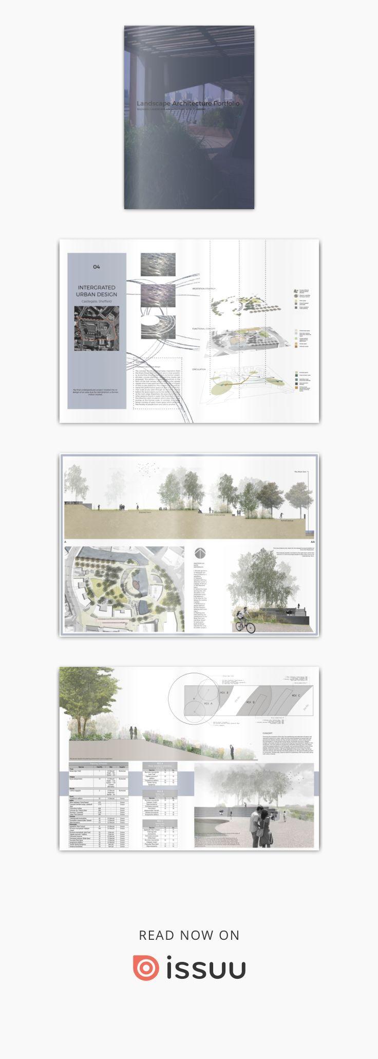 Lauren Bennett – Portfólio de Arquitetura Paisagística   – Landscape Architecture Inspiration