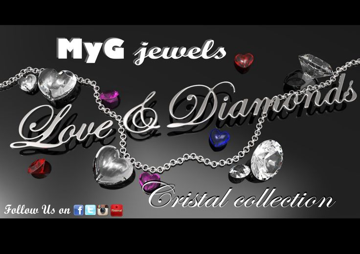 MyG jewels #Love & #Diamonds collection 2013-14
