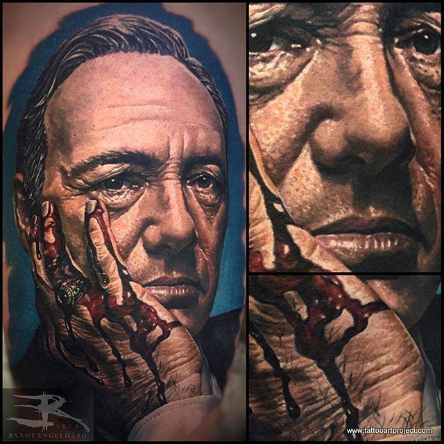 Randy Engelhard | Tattoo Art Project