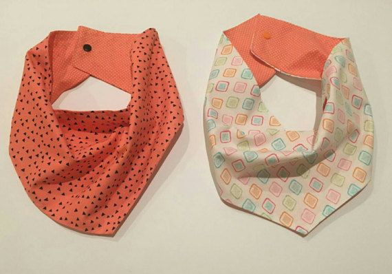 Check out this item in my Etsy shop https://www.etsy.com/listing/515174043/bandana-bibs-reversible-two-sided