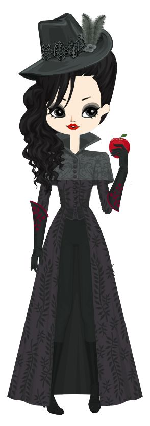 Evil Queen from Once Upon a Time by marasop on DeviantArt