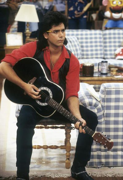 Full House Stars: Then and Now : 9. John Stamos (Uncle Jesse)