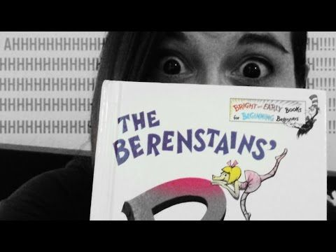 """The Mandela Effect: What in the HELL Is a """"BerenSTAIN"""" Bear?? - This makes my brain hurt."""