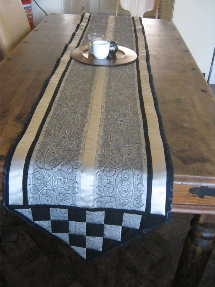 Tafelloper quilt