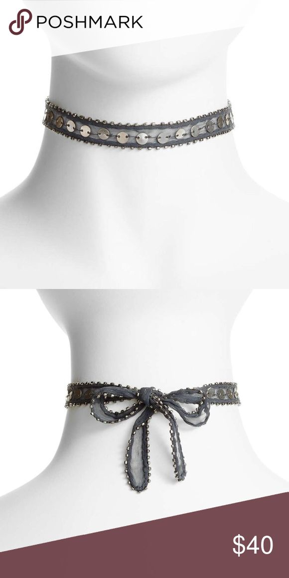 COMING SOON - NEW Chan Luu Chiffon Coin Choker Temporary stock photos courtesy of Nordstrom. Details and photos of actual item coming soon. Like this listing to be notified when it's available (via price drop) Chan Luu Jewelry Necklaces
