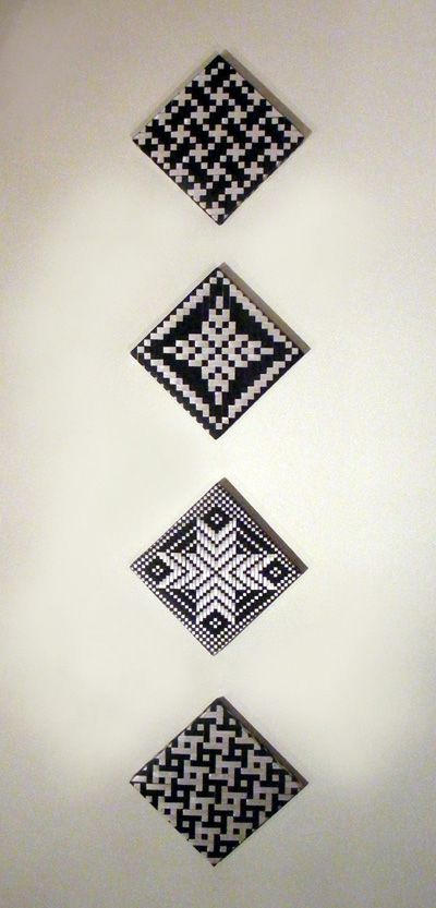 Maori art weaving Annabelle Buick Nga Whetu