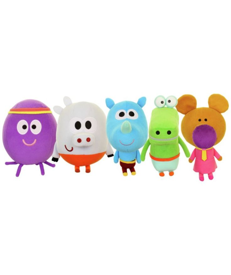 Buy Hey Duggee Squirrel Soft Toy at Argos.co.uk - Your Online Shop for Teddy bears and interactive soft toys.