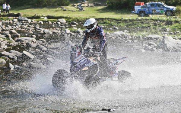 Dakar 2013: Ignacio Flores, el peruano dentro del top ten de cuatrimotos  El piloto nacional cumplió el objetivo de culminar la competencia. Ganó la primera etapa en Perú y terminó en la octava casilla de la general