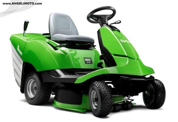 VIKING - Tractor de cortar a relva. http://www.angelimoto.com