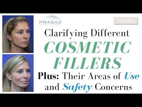 The Differences of Cosmetic Fillers Radiesse and Voluma, Where they are Used…