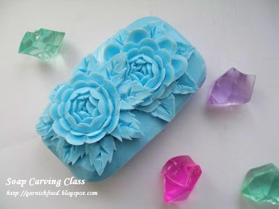 soap carving gift