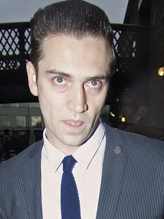 Chatter Busy: Amy Winehouse's Last Boyfriend Reg Traviss Charged With Rape !