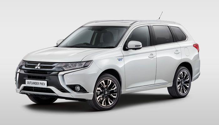 Outlander | Plug-In Hybrid Electric SUV | Mitsubishi Motors UK