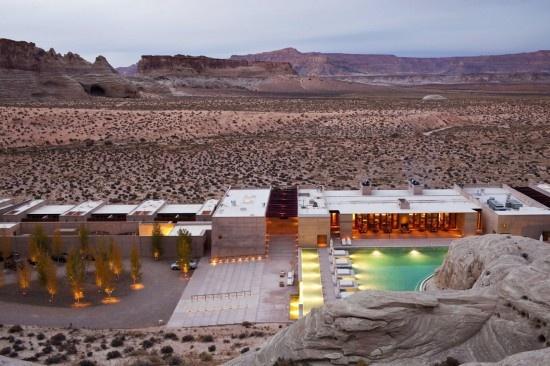 17 best images about amangiri resort utah on pinterest for Pool design utah